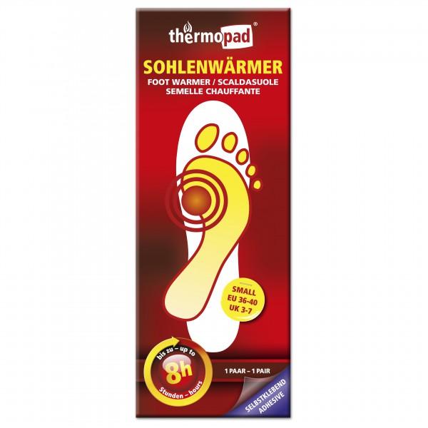 Thermopad - Sohlenwärmer - Erste Hilfe Set