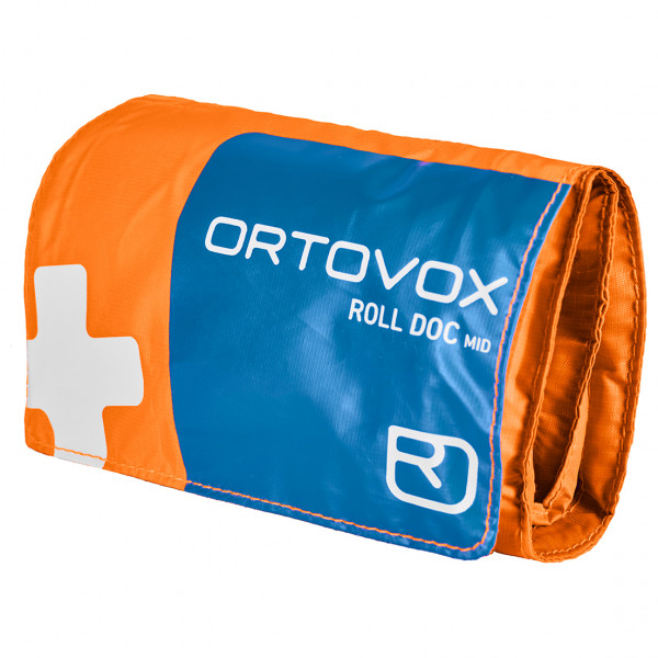 Ortovox - First Aid Roll Doc Mid - Ensiapupakkaus
