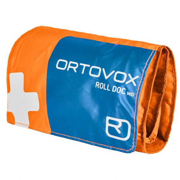 Ortovox - First Aid Roll Doc Mid - Førstehjelpssett