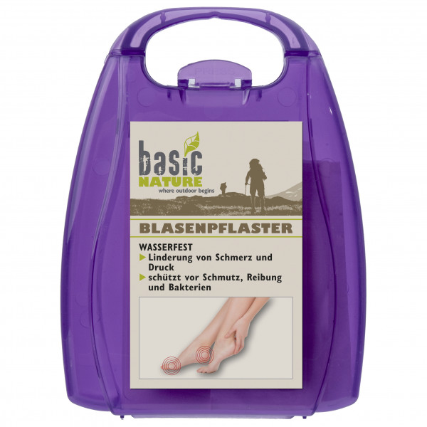 Basic Nature - Blasenpflaster - EHBO-set