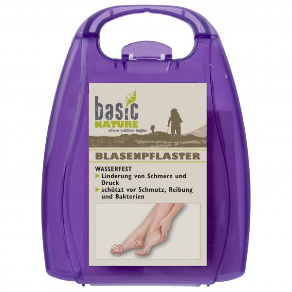 Basic Nature - Blasenpflaster - Førstehjelpssett