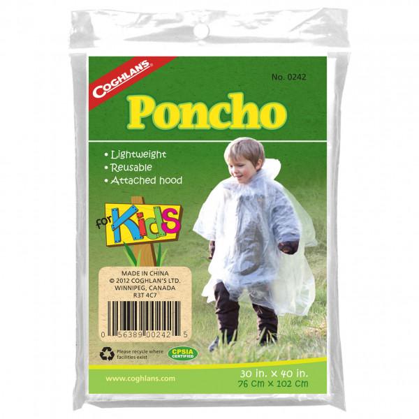 Coghlans - Notfall-Poncho für Kinder - Poncho