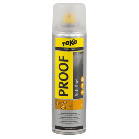 Toko - Soft Shell Proof