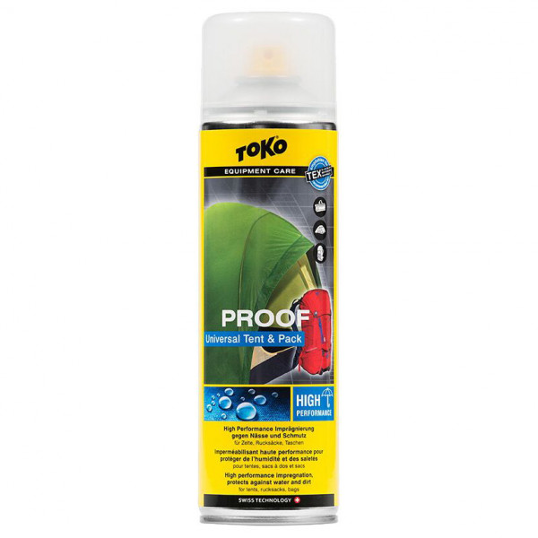 Toko - Tent & Pack Proof - Intensieve impregnatie 500 ml