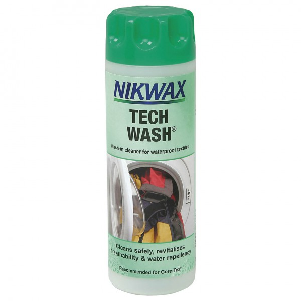 Nikwax - Tech Wash - Liquid soap