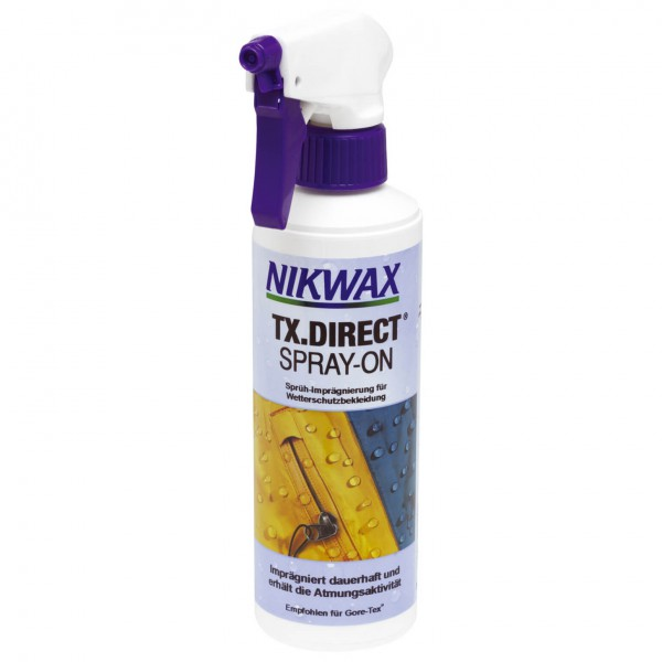 Nikwax - TX-Direct Spray - Spray imperméabilisant