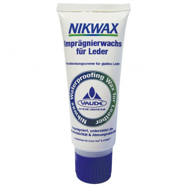 Nikwax - Waterproofing Wax for Leather