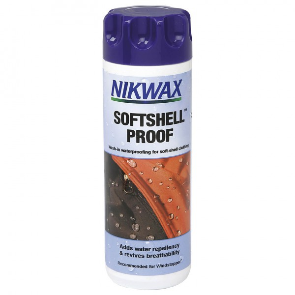 Nikwax - Softshell Proof - DWR treatment