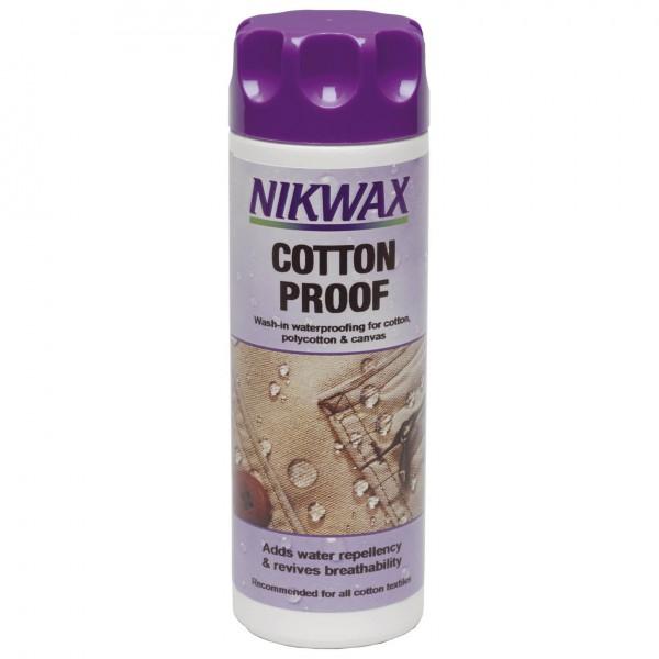 Nikwax - Cottonproof - Produit imperméabilisant