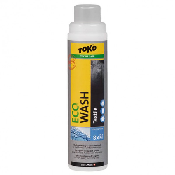 Toko - Eco Textile Wash 250 ml - Detergent