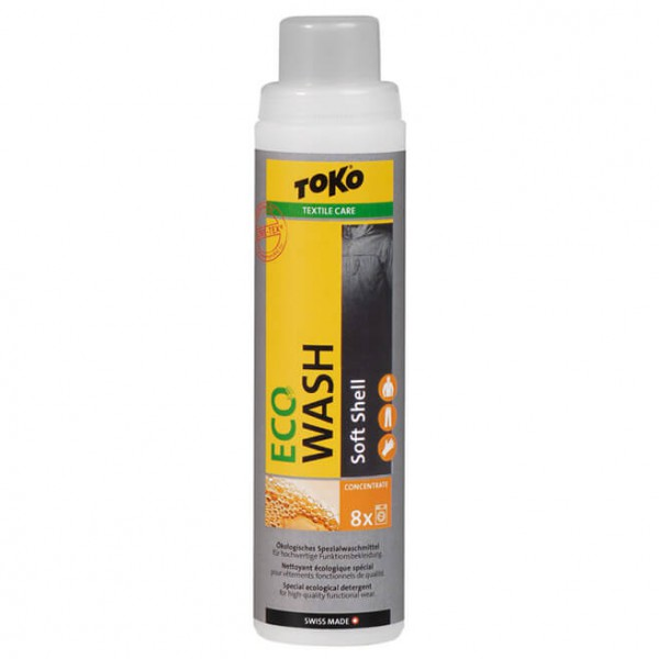 Toko - Eco Softshell Wash 250 ml - Nettoyant