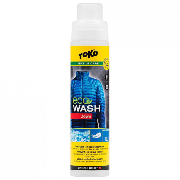 Toko - Eco Down Wash 250 ml - Tvättmedel