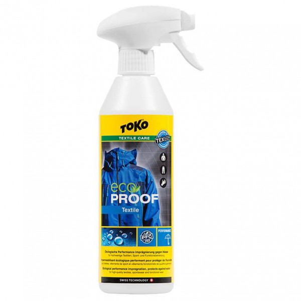 Toko - Eco Textile Proof 500 ml - Care product