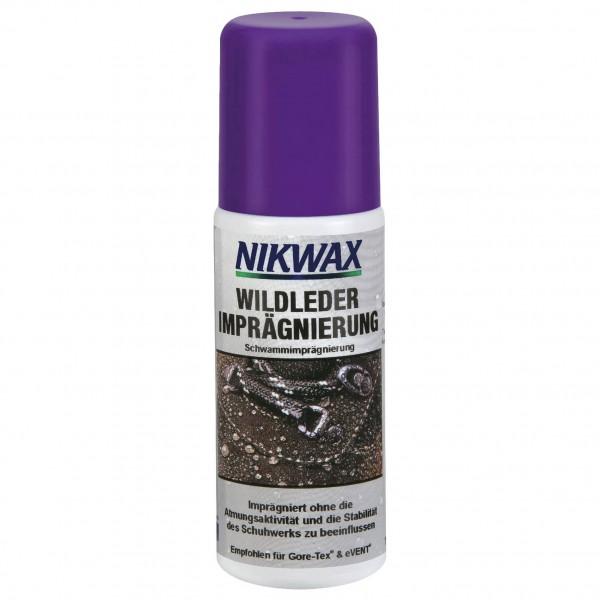 Nikwax - Nubuck & Suede - Produit d'entretien du cuir