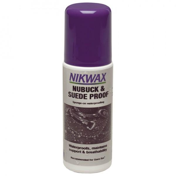 Nikwax - Nubuck & Suede Spray - Produit d'entretien du cuir