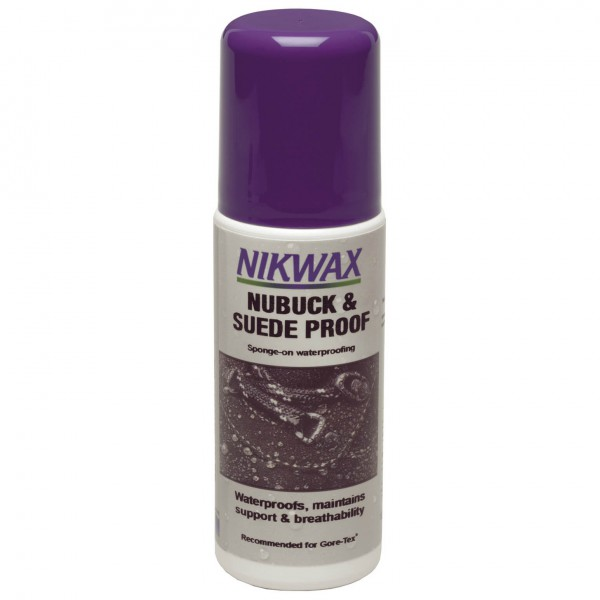 Nikwax - Nubuck & Suede Spray - Leerverzorgingsmiddel