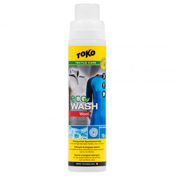 Toko - Eco Wool Wash 250 ml - Wasmiddel