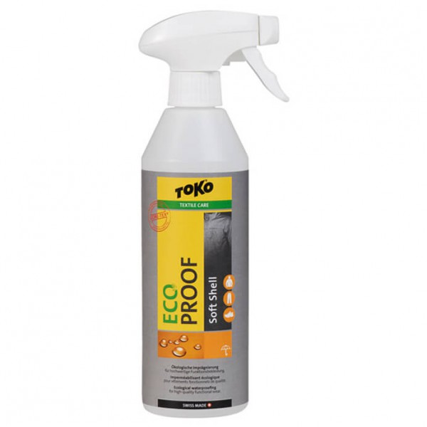 Toko - Eco Soft Shell Proof - DWR treatment - 500 ml