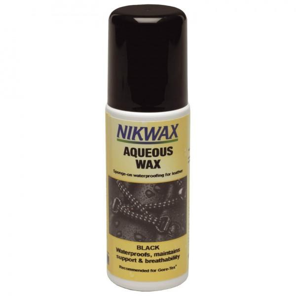 Nikwax - Aqueous Wax Black - Kengänpuhdistusaine