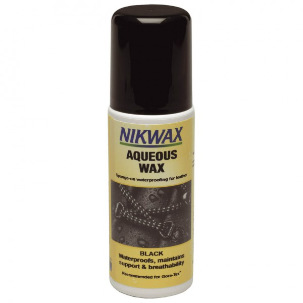 Nikwax - Aqueous Wax Black - Schoenpoetsmiddel