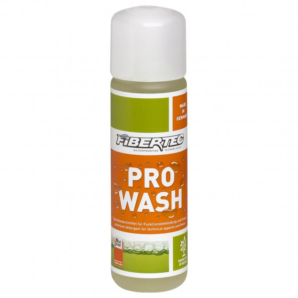 Fibertec - Pro Wash - Detergent