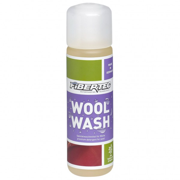 Fibertec - Woolwash - Wollwaschmittel
