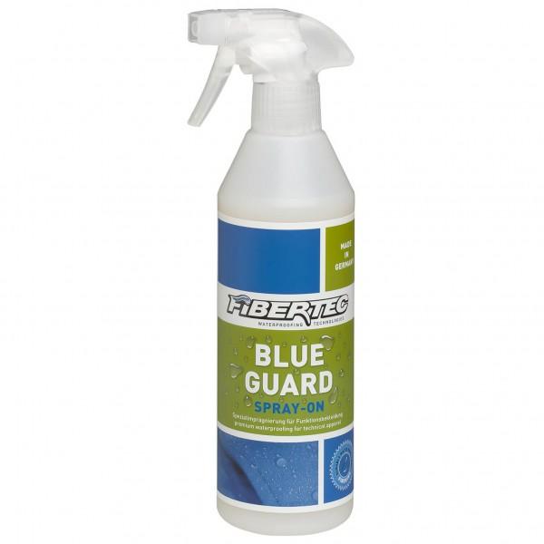 Fibertec - Blueguard Spray-On - Dry treatment