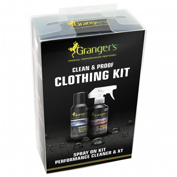 Granger's - Spray On Kit - Verzorgingsmiddel