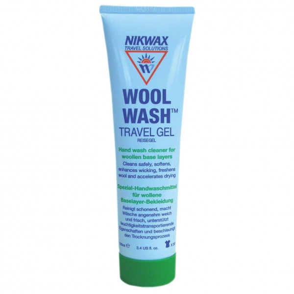 Nikwax - Wool Wash Gel - Wash gel