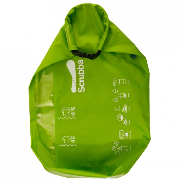 Scrubba - Wash Bag - Toiletries bag