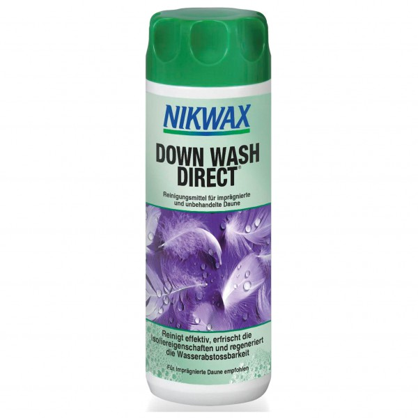 Nikwax - Down Wash Direct - Puhdistusaine