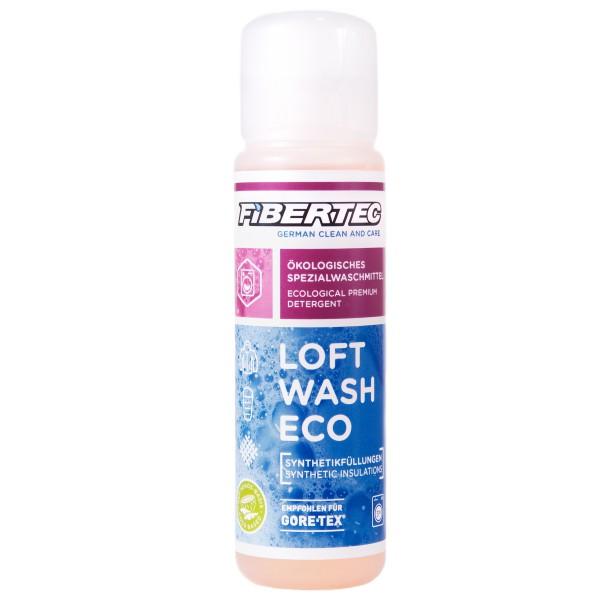 Fibertec - Loft Wash Eco - Spezialwaschmittel
