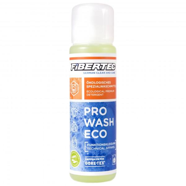 Fibertec - Pro Wash Eco - Spezialwaschmittel