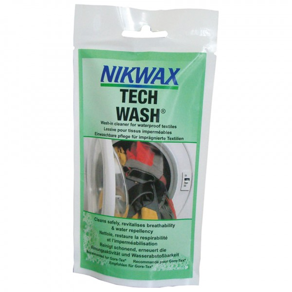 Nikwax - Tech Wash - Vaskemiddel