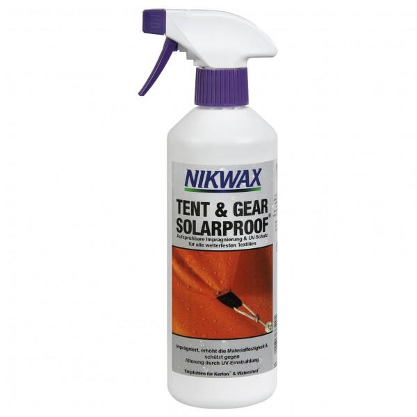 Nikwax - Tent & Gear SolarProof