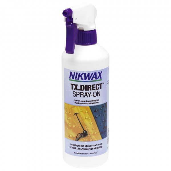 Nikwax - TX-Direct Spray - DWR spray