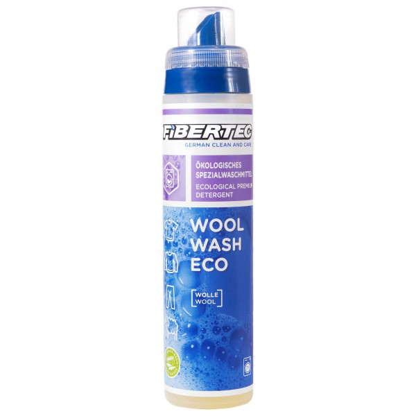 Fibertec - Wool Wash Eco - Tvättmedel
