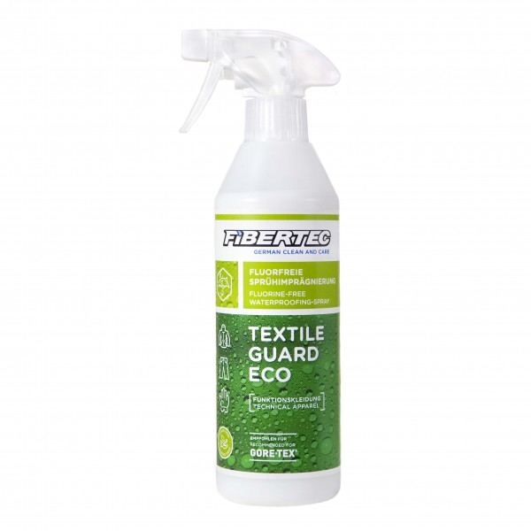 Fibertec - Textile Guard Eco Nachfüllpack - DWR treatment