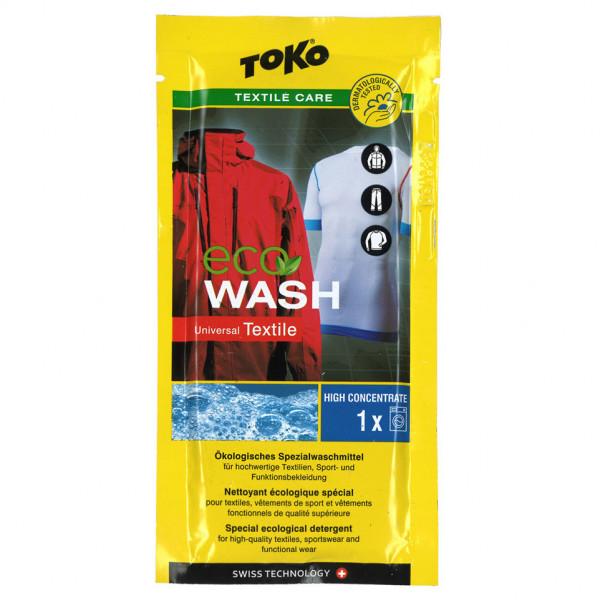 Toko - Eco Textile Wash 40 - Tvättmedel