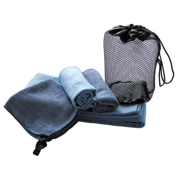 Vaude - Towel Washrag Set - Mikrofaserhandtuch