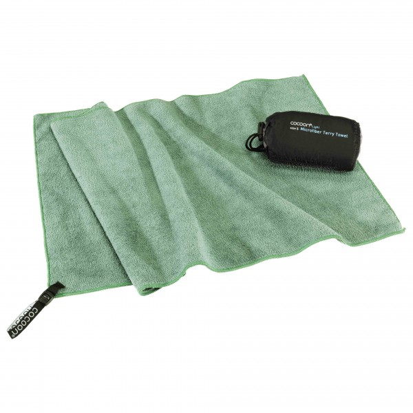 Cocoon - Terry Towel Light - Mikrofiber håndklæde