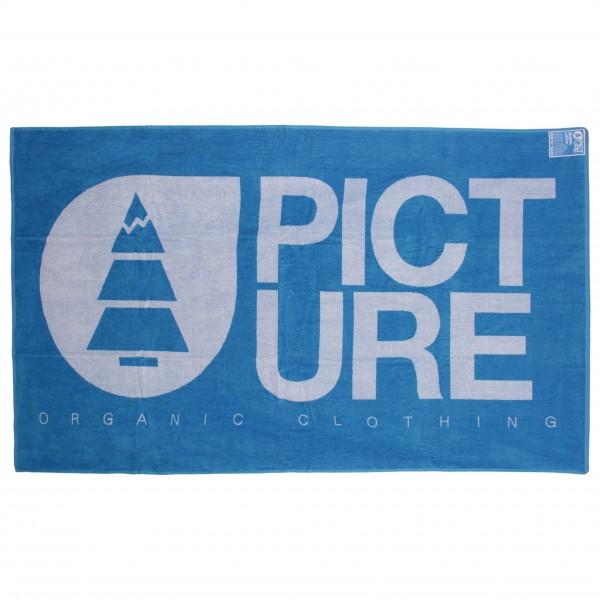 Picture - Logo Towel - Serviette microfibre