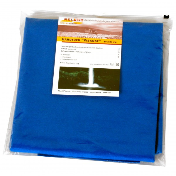 Relags - Handtuch Viskosefleece - Mikrofaserhandtuch