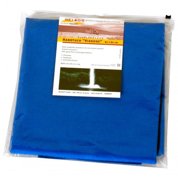 Relags - Handtuch Viskosefleece - Mikrofiberhandduk