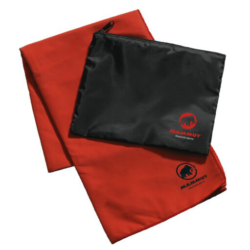 Mammut - Mammut Microfibre cloth - Microfiber towel