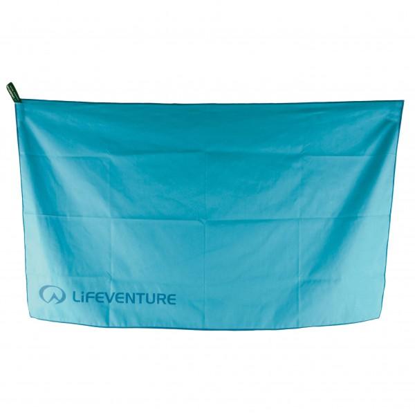Lifeventure - MicroFibre Trek Towel - Toalla de microfibra