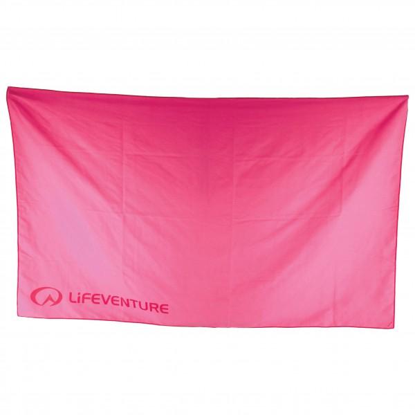 Lifeventure - SoftFibre Advance Trek Towel - Toalla de microfibra