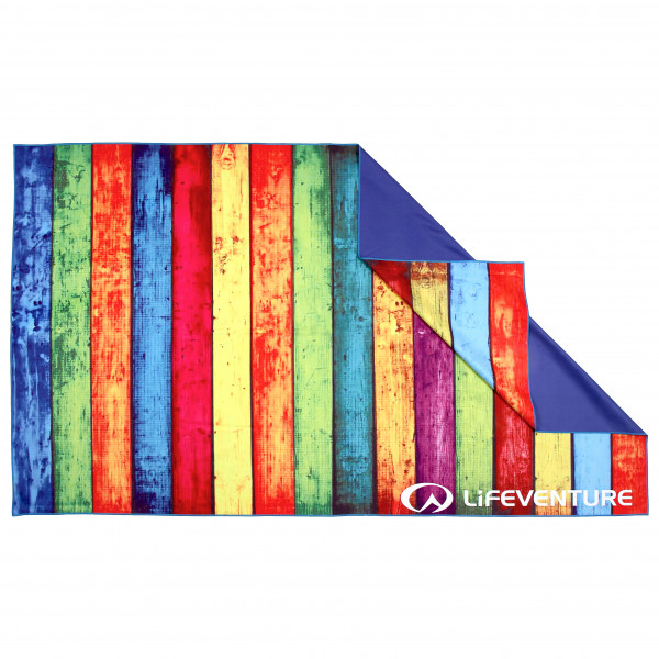 Lifeventure - SoftFibre Trek Towel - Mikrofaserhandtuch