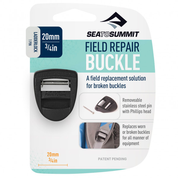 Sea to Summit - Field Repair Buckle - Strap buckle