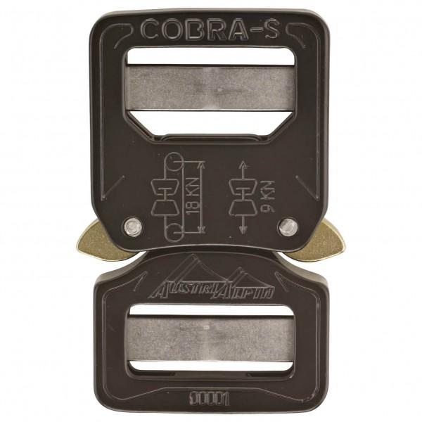 AustriAlpin - Cobra Adjustable Quick Release Buckle 25 mm